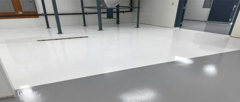Types of Epoxy Flooring