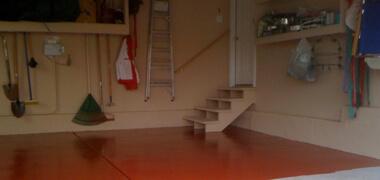 epoxy garage floor installers