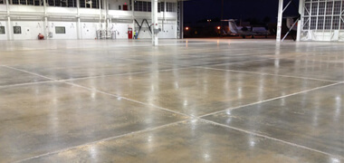 concrete polishing companies